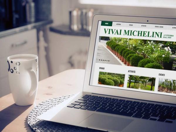 <span>Vivai Michelini</span><i>→</i>
