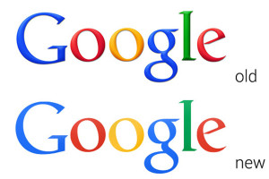 Google cambia logo